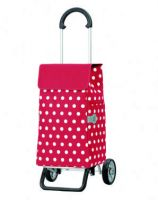 Andersen Scala Shopper Plus Elfi Red 2 Wheel Shopping Trolley